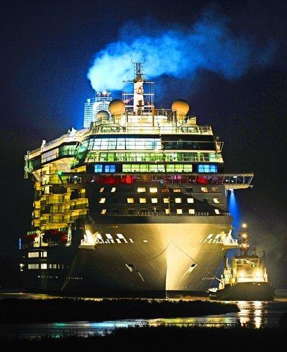 Traumschiffe mit Umweltproblemen