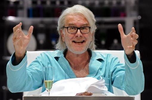 Harald Schmidt macht kein Theater mehr