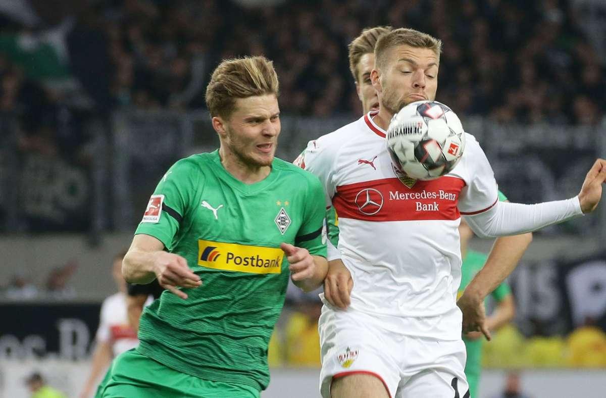 Alexander Esswein war 2019 von Hertha BSC zum VfB ausgeliehen. Foto: Pressefoto Baumann/Hansjürgen Britsch