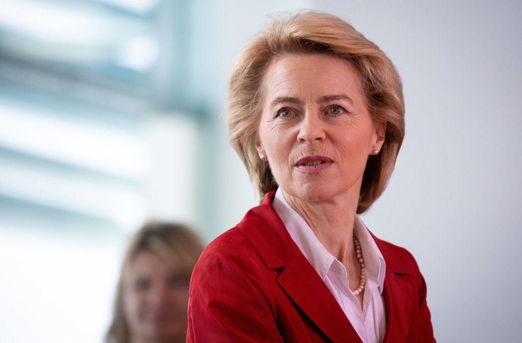 Offiziell soll die Entscheidung für Ulm Ende kommender Woche bei einem Nato-Verteidigungsministertreffen in Brüssel bekannt gegeben werden. Zu dem Treffen wird auch Ursula von der Leyen (CDU) erwartet. Foto: dpa