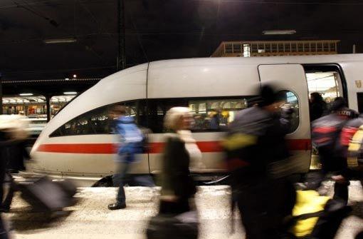 ICE vergisst Halt in Wolfsburg
