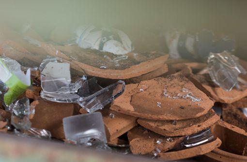 30 Prozent mehr Abfälle in der Corona-Krise
