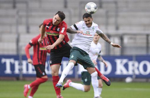 Werder siegt in Freiburg – BVB gelingt Bayern-Probe