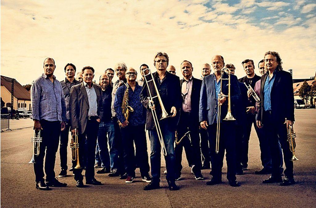 Die SWR Big Band kommt ins Remstal. Foto: Veranstalter