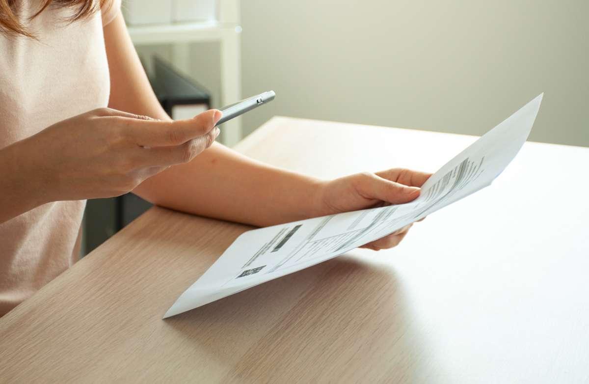 Warum funktioniert das Einscannen nicht? Foto: shisu_ka / shutterstock.com