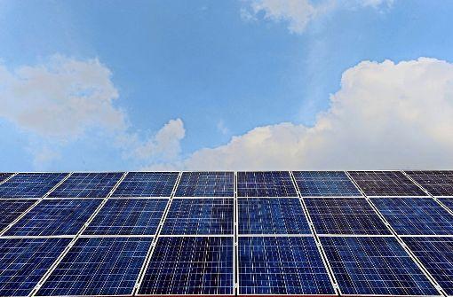 Solarstrom soll für Mieter   günstiger werden