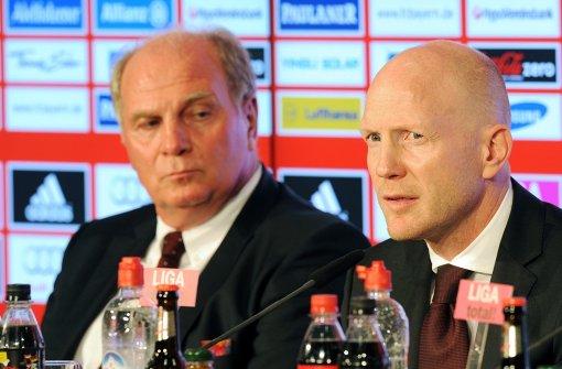 Beckenbauer will Hoeneß als Sammer-Ersatz