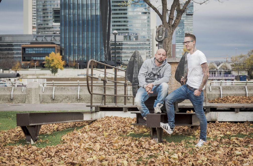 """""""Ham kummst"""" ist der größte Erfolg des österreichischen Duos Seiler & Speer. Foto: Stephan Joham"""