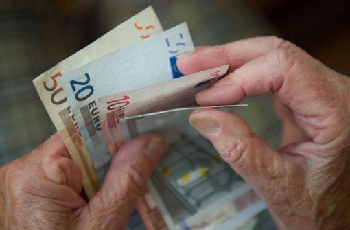 Kosten von hunderten Millionen Euro für Rentenversicherung