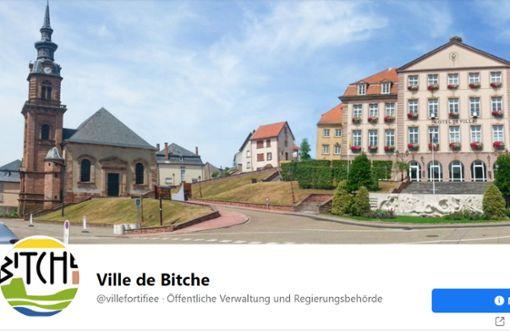 Der französische Ort Bitche ist wieder online