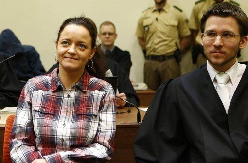 Zschäpe geht mit Richter hart ins Gericht