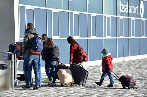 Deutschland gibt 437 Flüchtlingen Geld für Rückkehr