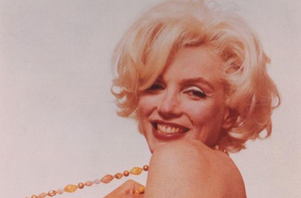 Mit ihr hat alles angefangen: Marilyn Monroe erschien in der ersten Ausgabe des Playboy 1953. Seither haben sich unzählige Schönheiten für das Herrenmagazin ablichten lassen. Vielleicht erinnert sich ja der eine oder andere an eine der folgenden Damen (auch wenn das Magazin nur wegen der tollen Reportagen gekauft wird) ... Foto: BROOKLYN MUSEUM OF ART