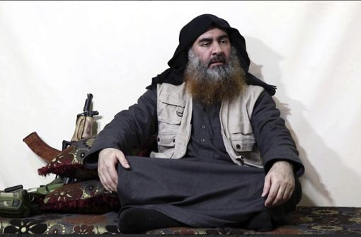 IS-Chef Al-Bagdadi laut Donald Trump getötet