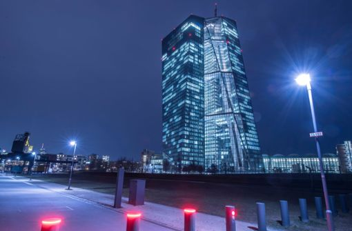 EZB soll als Krisenmanager abtreten