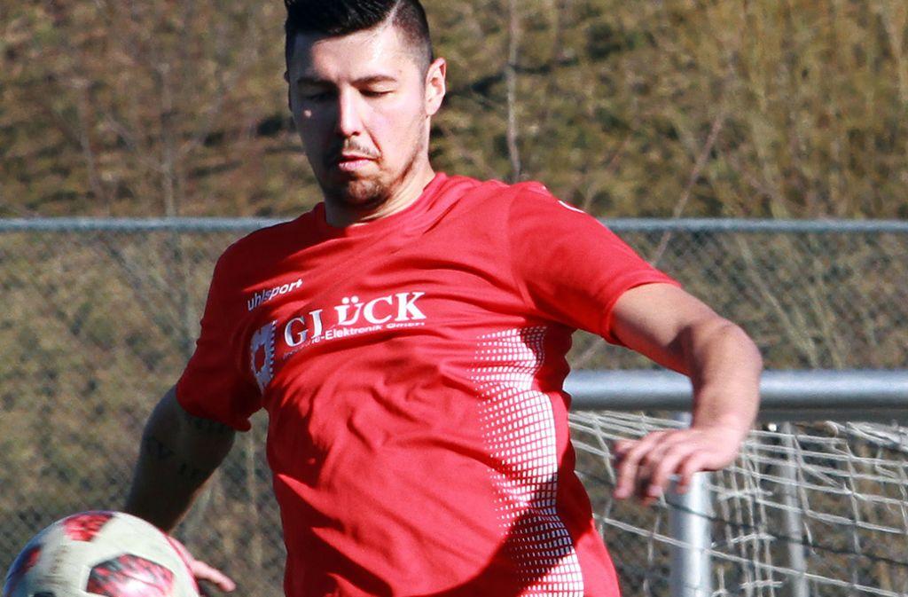 Der  TSV Plattenhardt bangt nun auch noch  um seinen Abwehrchef Georgios Doufas. Foto: Yavuz Dural