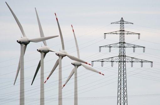 Nur sieben neue Windräder