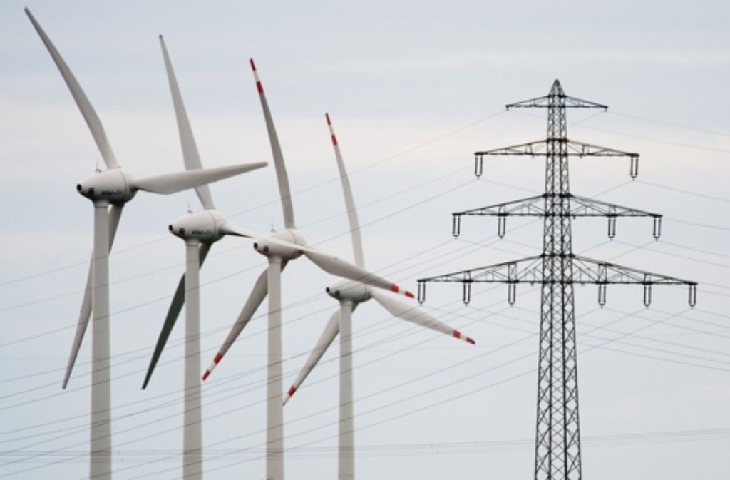 Neue Windräder haben in Baden-Württemberg Seltenheitswert. Foto: dpa