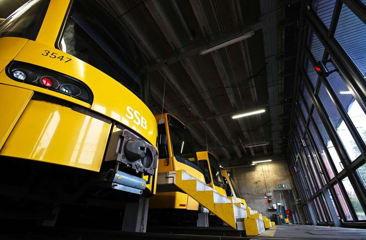 Die Stadtbahnflotte der SSB soll wachsen, zudem müssen alte Fahrzeuge nach bald 40 Jahren ersetzt werden. Die Investitionen kann der Betrieb nicht allein aufbringen. Foto: Lichtgut/Leif Piechowski