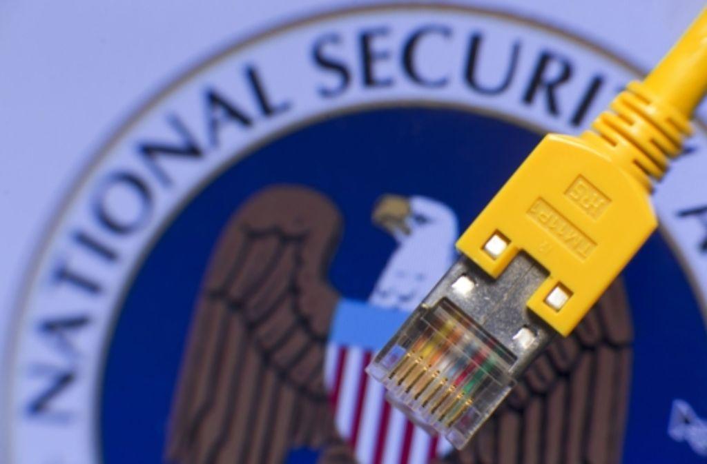 Welche Informationen hat die amerikanische NSA über die Deutschen. Foto: dpa