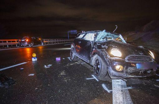 Fiat touchiert BMW – beide Autos geraten ins Schleudern