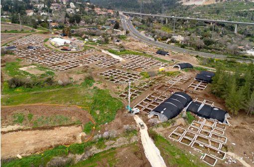 Archäologen entdecken 9000 Jahre alte Siedlung