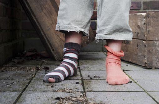 Viele Kinder in Deutschland haben Angst vor Armut