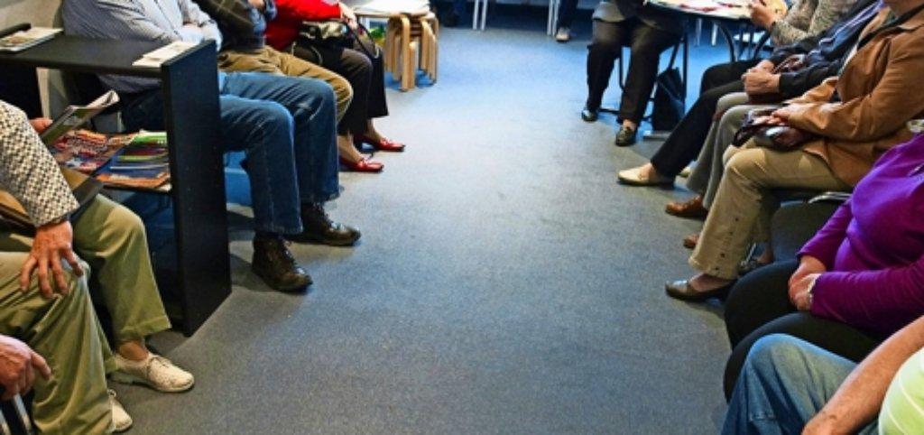 Ein volles Wartezimmer beim Hausarzt ist längst die Regel. Denn es gibt immer weniger Praxen, auch in Leonberg und Umgebung. Foto: dpa