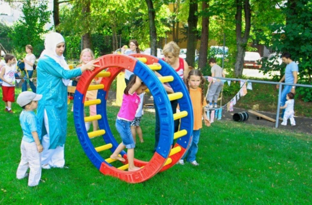 Das Mitmachangebot für Kinder und Jugendliche hat einiges zu bieten. Foto: Archiv  Zeyer
