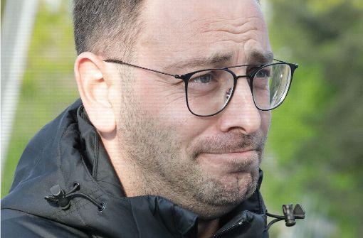 SV Fellbach II: Theo Fringelis hofft auf die Wende
