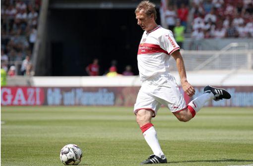 Jürgen Klinsmann und das magische Dreieck