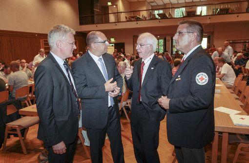 Überraschungen beim Deutschen Roten Kreuz