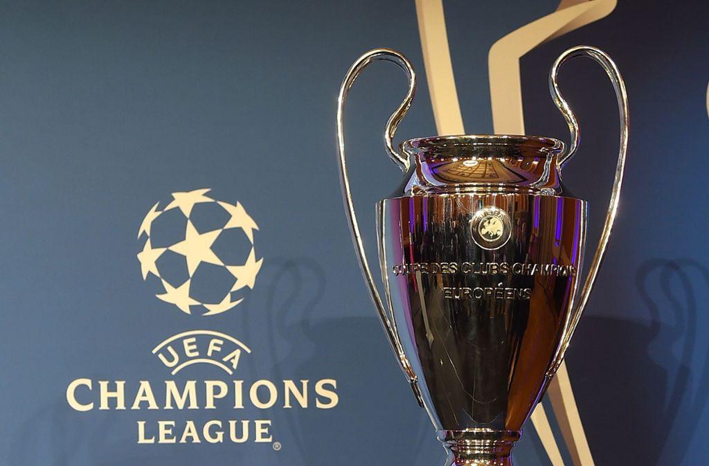In der Champions League und in der Europa League hängen im Achtelfinale fest. Foto: PublicAd/Public Address Presseagentur