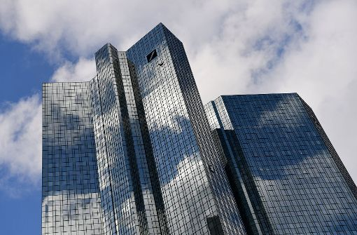 Die Deutsche Bank machte 2016 1,4 Milliarden Euro Verlust. Foto: dpa