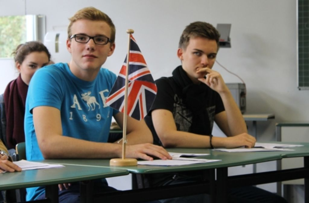 Im Elly-Heuss-Knapp-Gymnasium stand jetzt die EU-Schuldenkrise auf dem Stundenplan. Foto: