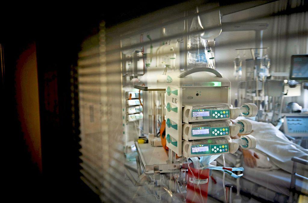 Laut Entwurf des Medizinkonzepts soll der Krankenhausstandort Schorndorf erhalten bleiben.Foto:Gottfried Stoppel Foto: