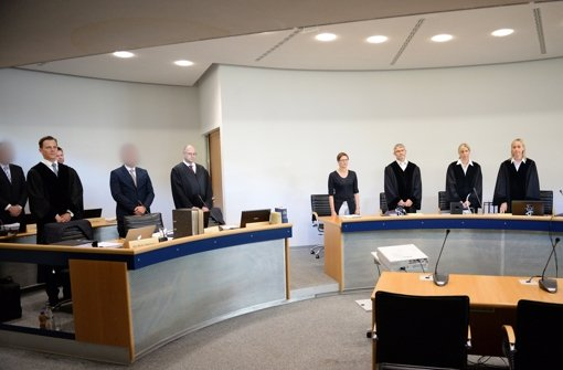 Im Wasserwerferprozess schildern die Angeklagten am Mittwoch die aus ihrer Sicht schlechte  Vorbereitung jenes Einsatzes. Foto: dpa