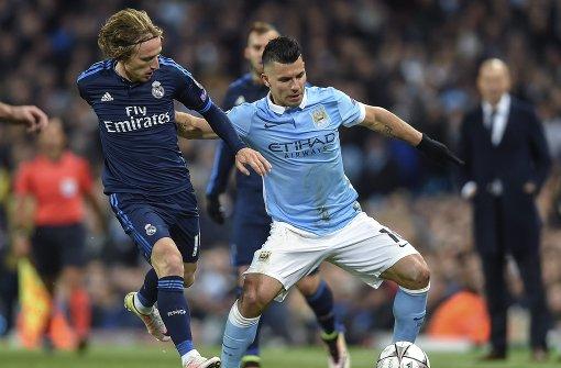 Real Madrid erkämpft Remis gegen Manchester City