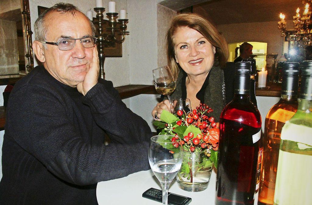 Milan Benadik und Sonja Marohn: Mit dem Besen 66 entstand ein besonders cooles Projekt.   Foto: Kanter