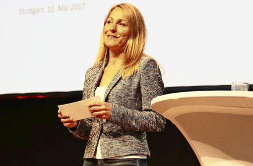 Botschafterin für mehr Gründergeist