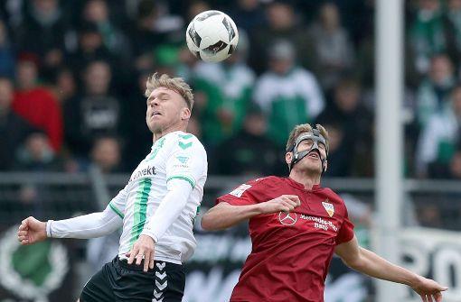 VfB lässt Punkte in Fürth liegen