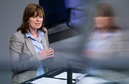 SPD-Politikerin Hinz ist weiter im Amt