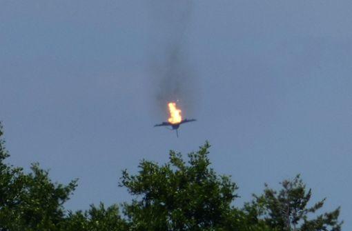 Bundeswehr geht von Pilotenfehler aus