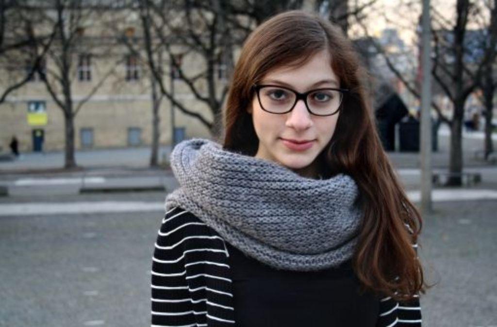 Gelebte Interkulturalität: Maria Tramountani ist eine Griechin in Stuttgart, die beim Deutsch-Türkischen Forum arbeitet. Foto: privat