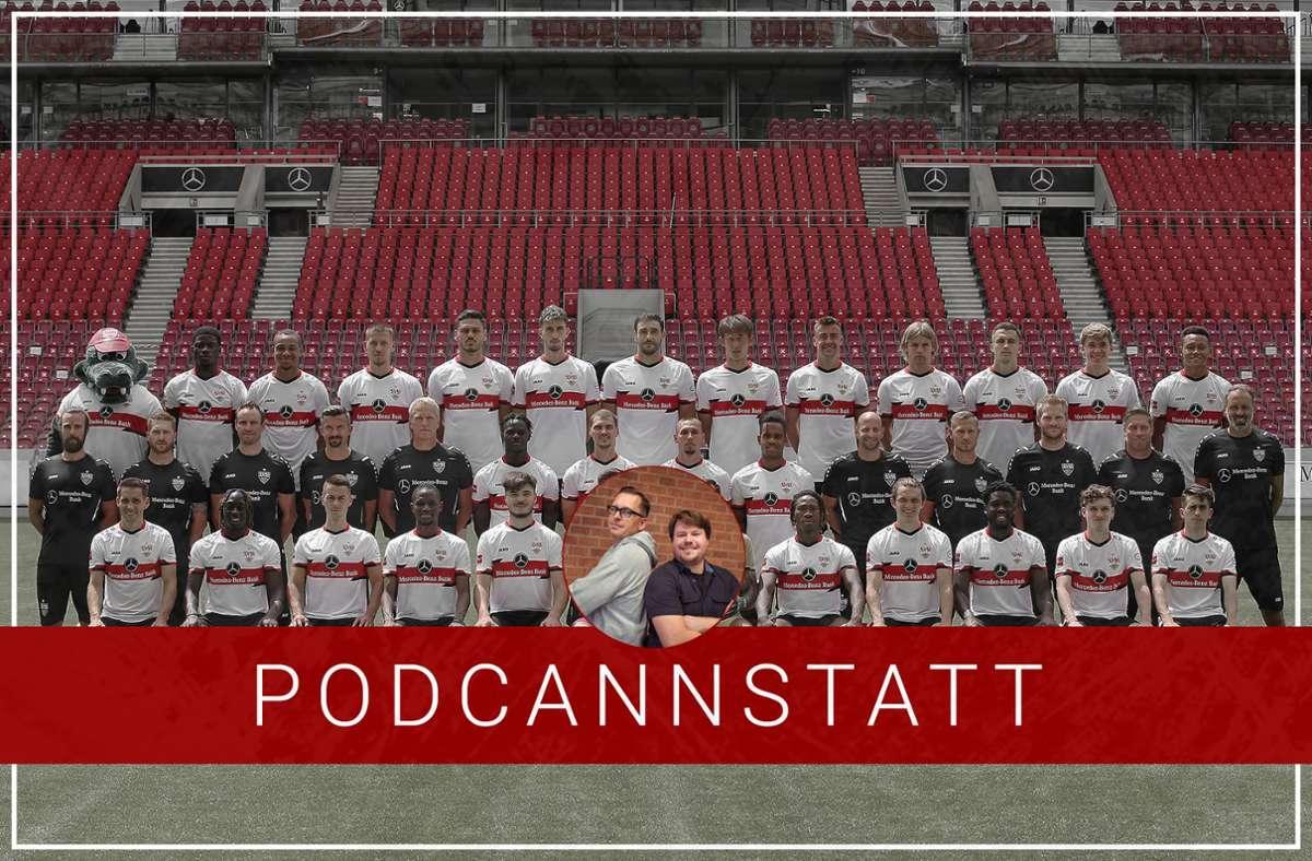 Die Sommervorbereitung ist Thema im Podcast zum VfB Stuttgart. Foto: StZN/Baumann