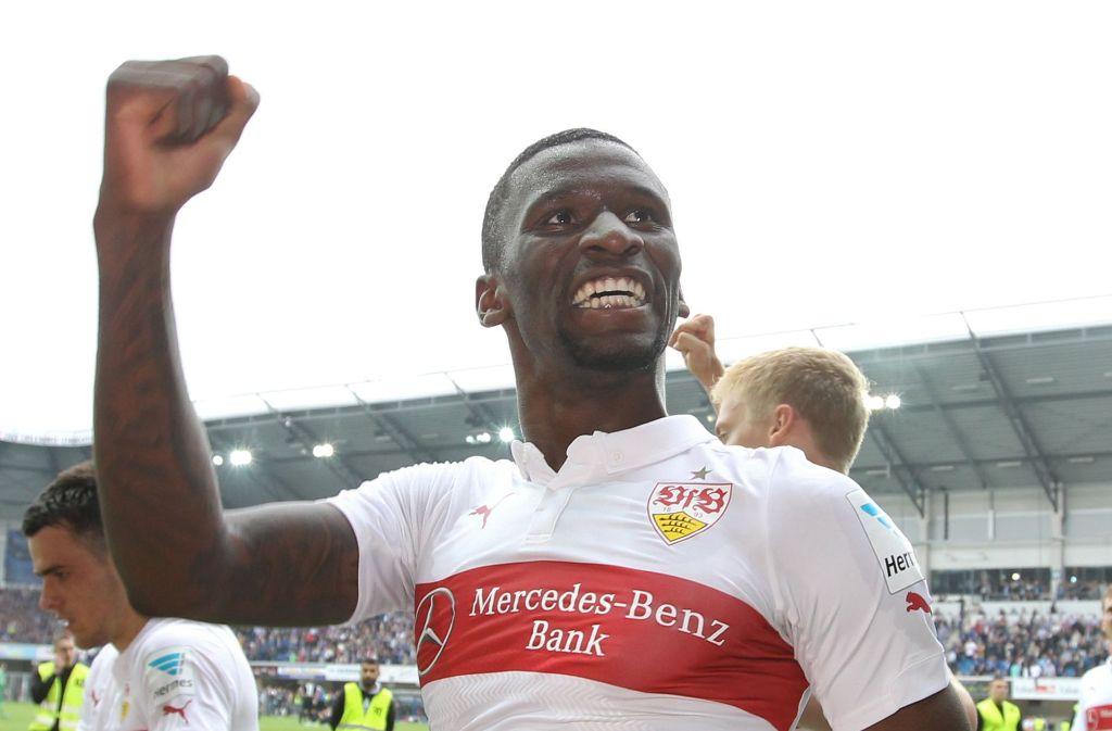 Antonio Rüdiger könnte dem VfB bald rund drei Millionen Euro einbringen. Foto: dpa