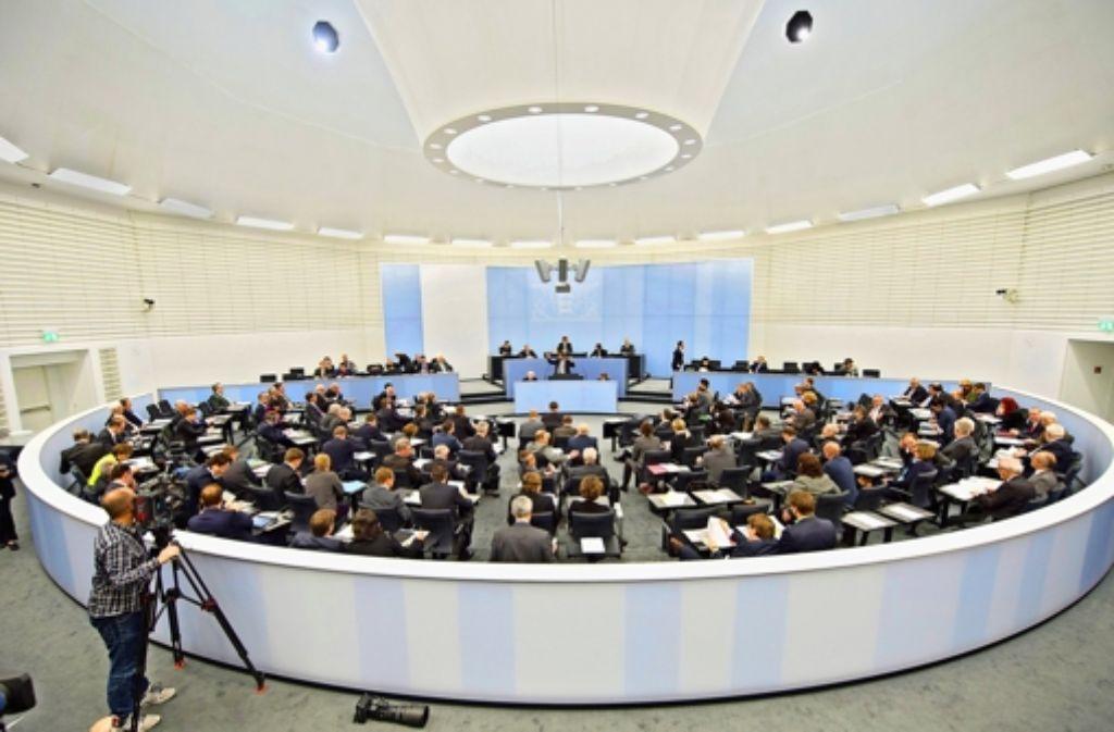 91 der 138 Parlamentarier dürfen keine Staatspension mehr erwarten. Foto: dpa