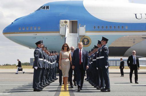 Donald Trump bestellt das beste Flugzeug der Welt