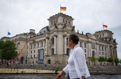 Trauer, Mitgefühl und Blumen in Berlin