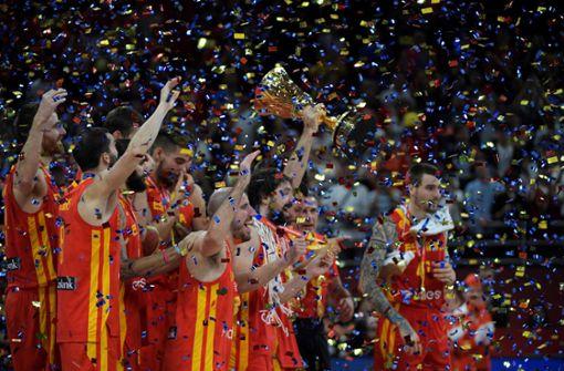 Final-Gala gegen Argentinien – Spanien ist Weltmeister